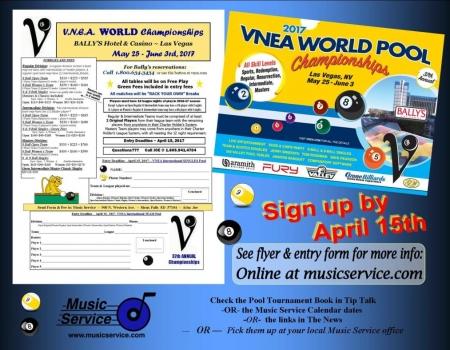 2017 VNEA World Championships