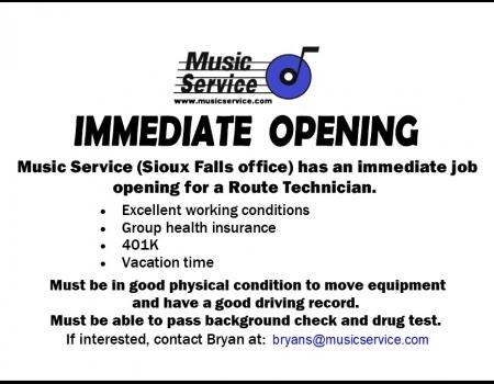 2021 SFalls Rt Tech job ad 032421
