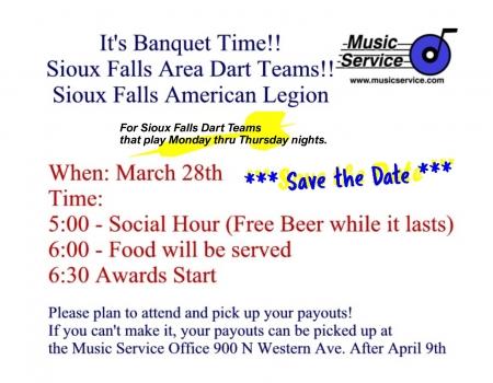 2020 Sioux Falls DART Banquet