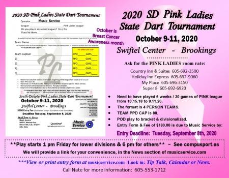2020 Pink Ladies State