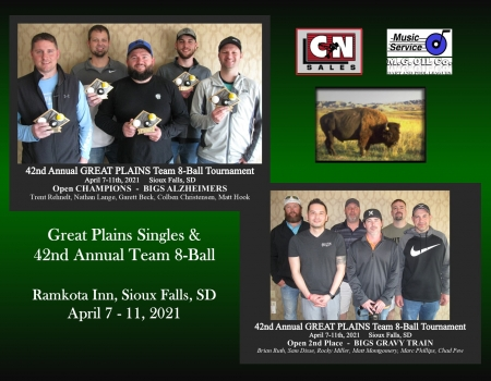 2021 Great Plains 8-Ball Combo 1