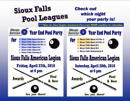 SF Year End Pool Parties '2018