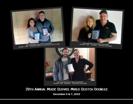 2019 Music Service Scotch 2nd Place Pics