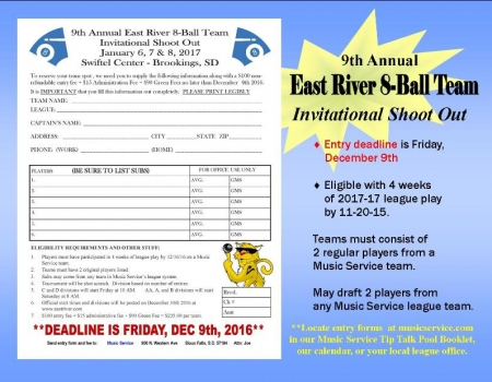 9th Annual East River