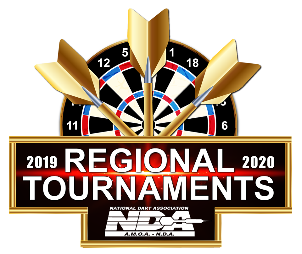 2019 Regional NDA Dart Tournaments