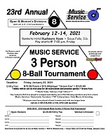 2021.2-12.Music Service 3-Person 8-Ball 154X200